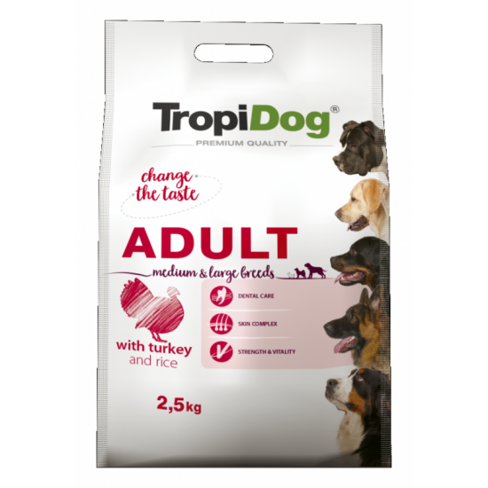 copy of Tropidog Adult...